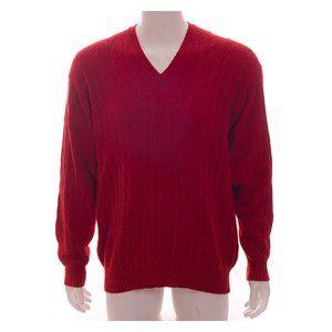 BALLANTYNE Men's 100% Cashmere Sweater